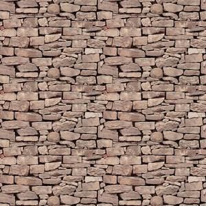 Adesivo em rolo Pedras Marrom
