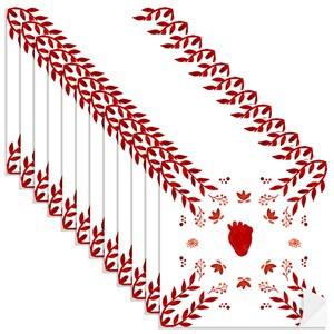 Adesivo para Azulejo A cor mais quente Vermelho