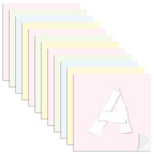 Adesivo para Azulejo ABC Amarelo e Azul