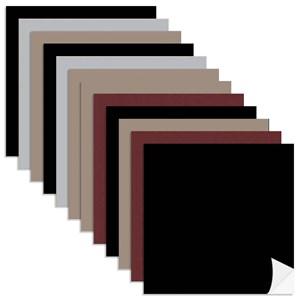 Adesivo para Azulejo Borboletas II Preto e Bege