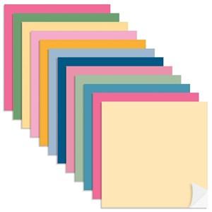 Adesivo para Azulejo Floresta Colorida Amarelo e Azul