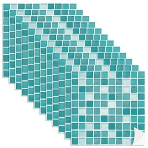 Adesivo para Azulejo Pastilhas Verde