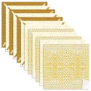 Adesivo para Azulejo Rustic Setas Amarelo
