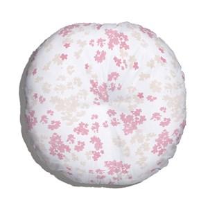 Almofada de Chão Balões Rosa e Bege
