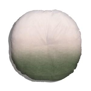 Almofada de Chão Degradê Trinchado Verde I