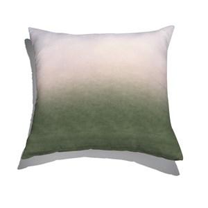 Almofada de Chão Degradê Trinchado Verde IV