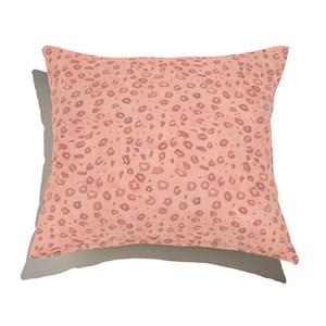 Almofada de Chão Quadrada Bosque Encantado Rosa