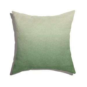 Almofada de Chão Quadrada Degradê Trinchado Verde