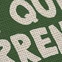 Bandeja Que Perrengue Verde