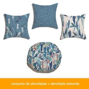 Caixa De boa Namata Azul