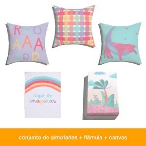 Caixa Sonhei com Você Onça Rosa 01