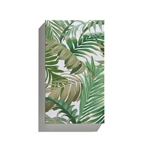 Canvas Costa Rica Branco e Verde