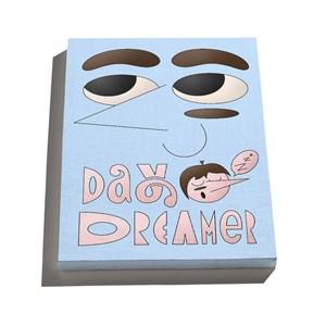 Canvas Funny Dreams II Azul e Rosa
