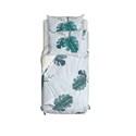 Capa de Edredom No meio da Mata I Azul e Verde