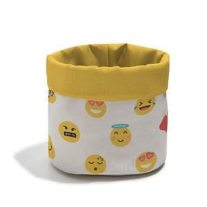Cesto Emotion Amarelo
