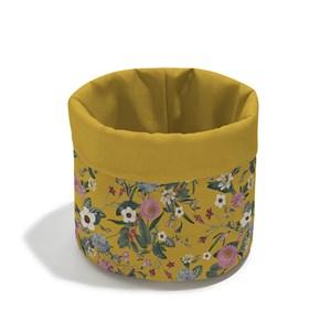 Cesto Floral Cool Amarelo