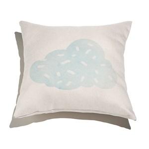 Conjunto de Almofadas Nuvens Azul e Rosa