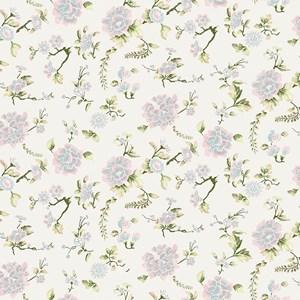 Painel Floral Japonaisserie Cinza