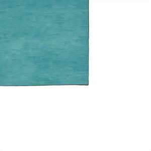 Pano de Prato Degradê Trinchado Azul e Branco