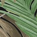 Papel de Parede Costa Rica Preto e Verde