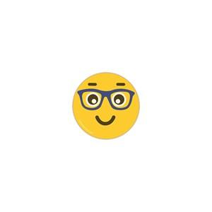 Sticker Emotion Amarelo